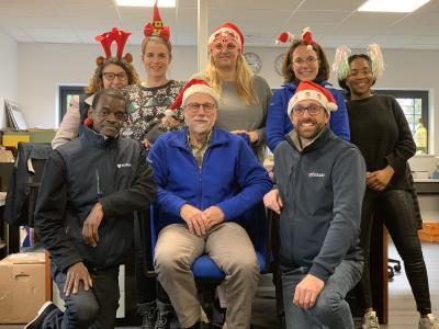 Joyeux Noel et Bonnes Fêtes de fin d'année