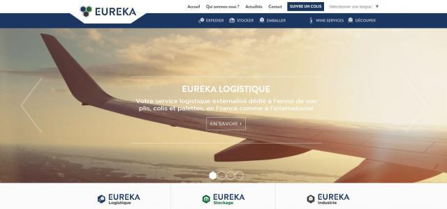 Lancement du nouveau site internet du groupe Eureka